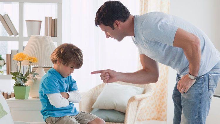 Nuk mund të edukohet fëmija me dhunë, gënjeshtra, dhe të folur jo të zgjedhur.